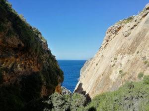 Zustieg zum Klettergebiet Ix-Xaqqa auf Malta