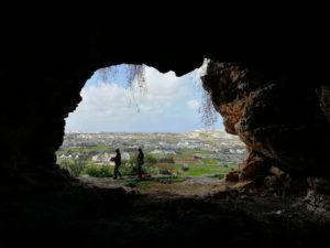 Victoria Lines Cave