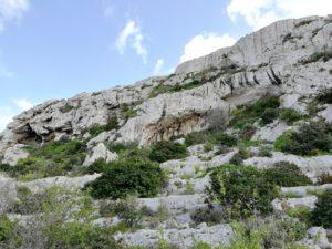 Klettergebiet Victoria Lines auf Malta