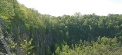 Klettergebiet Bochumer Bruch
