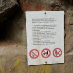 Verbote Scharpenbeul