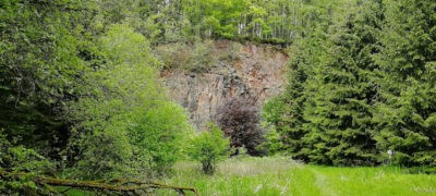 Klettergebiet Scharpenbeul