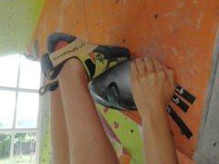 Bouldern Hooks