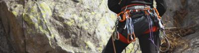 Klettergurt, Klettergurt beim klettern, Klettergurte Test und Vergleich