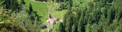 Klettern am Falkenstein In Thüringen