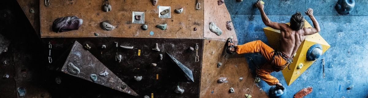 Klettern bei Olympia