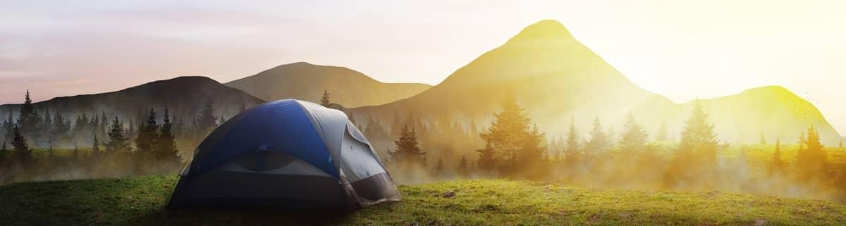 1 Mann Zelt, Ein Personen Zelt, Camping, Outdoor,