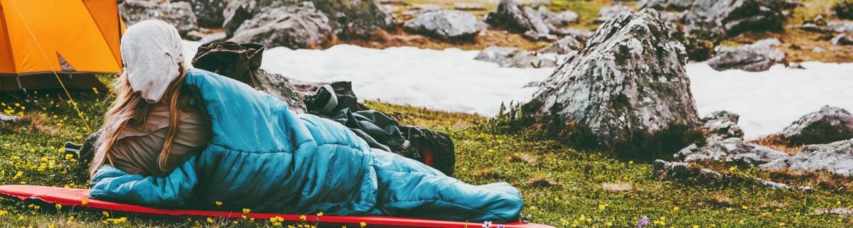 Schlafsack, Schlafsäcke, Outdoor, Trekking, Wandern, Zelten