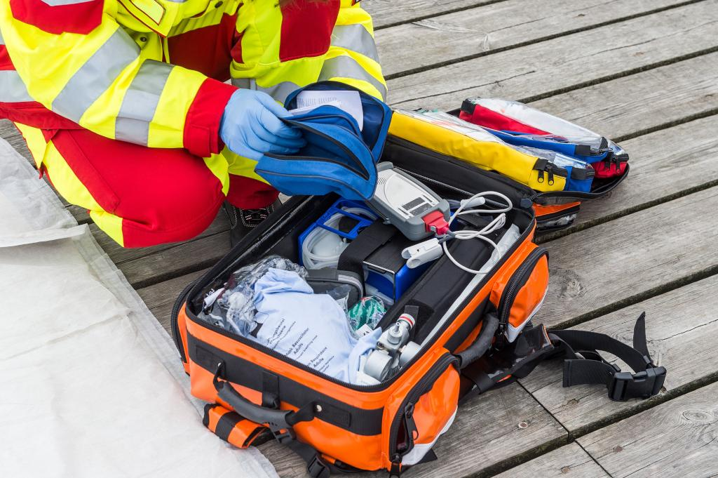 Notfallrucksack Rettungsdiensdt