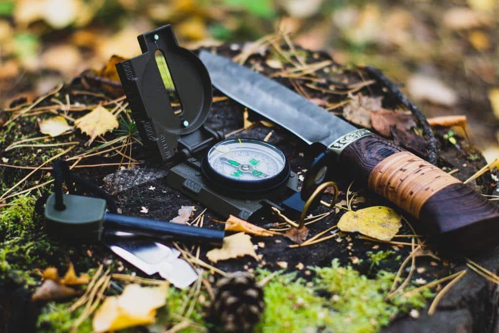 Survival Set, Survival Kit, Survivalset