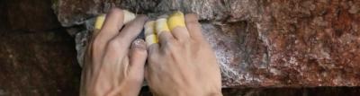 Fingertape Klettertape