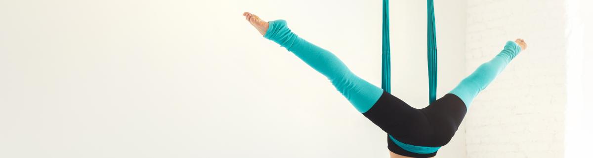 yoga schaukel yogaschaukel