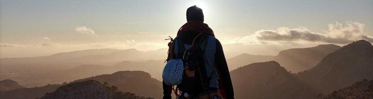 Klettern in Sa Gubia