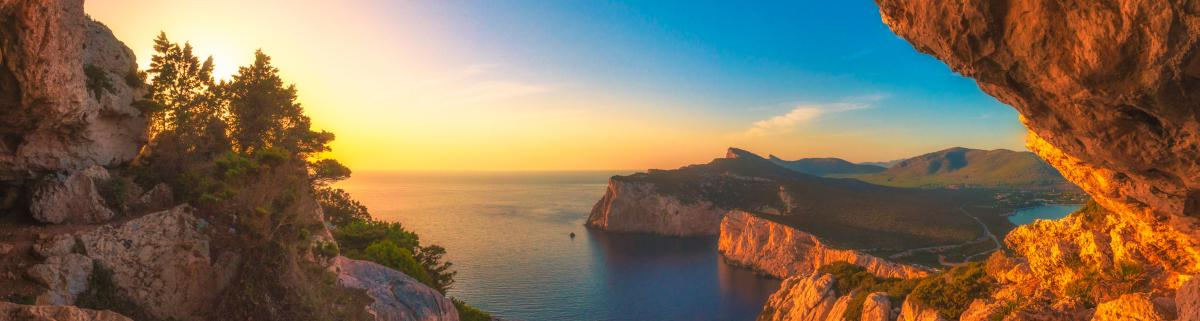 Klettern auf der Insel Sardinien