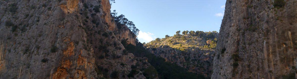 Mallorca Klettern
