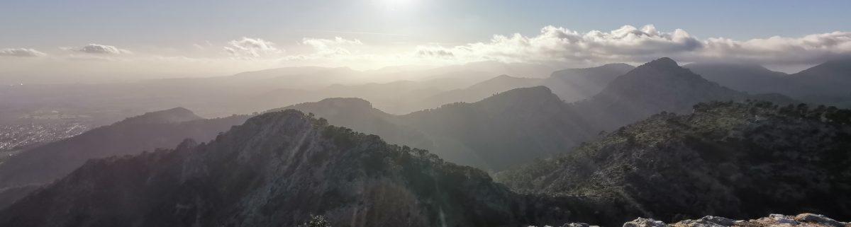View Point Sa Gubia