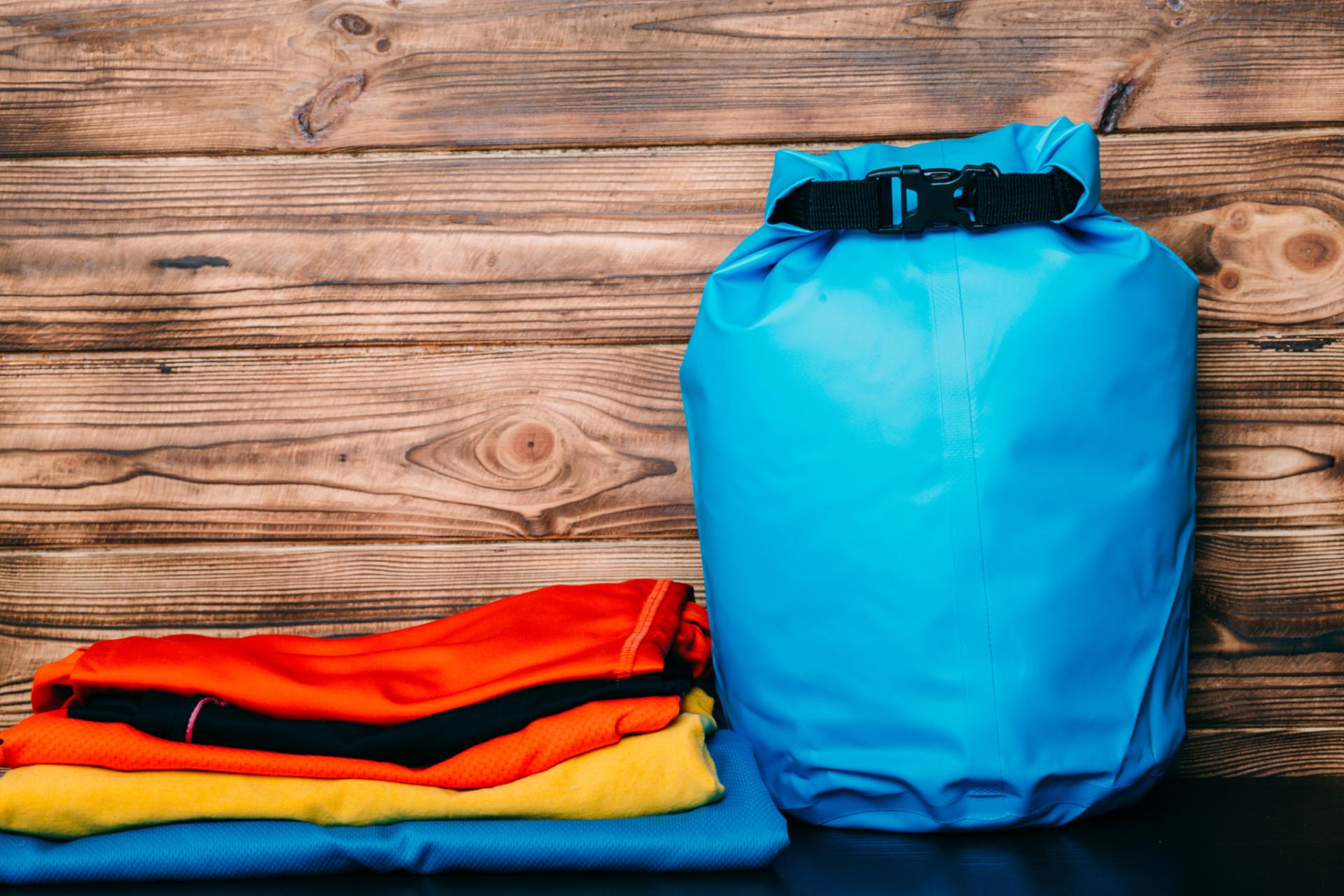 Drybag in verschiedenen Größen