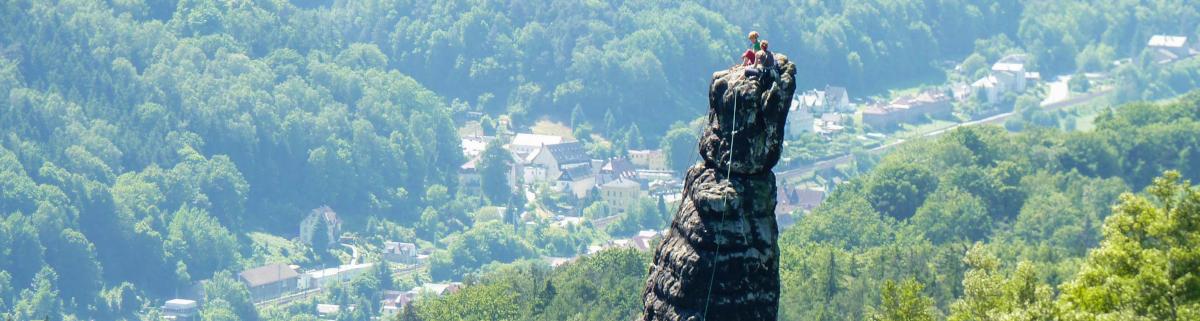 Klettern Deutschland