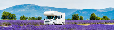 Camping in Frankreich mit Wohnmobil