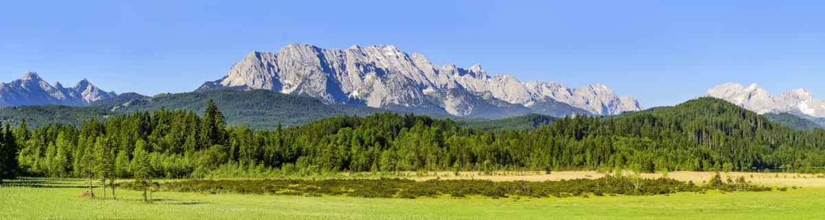 Wandern Zugspitze
