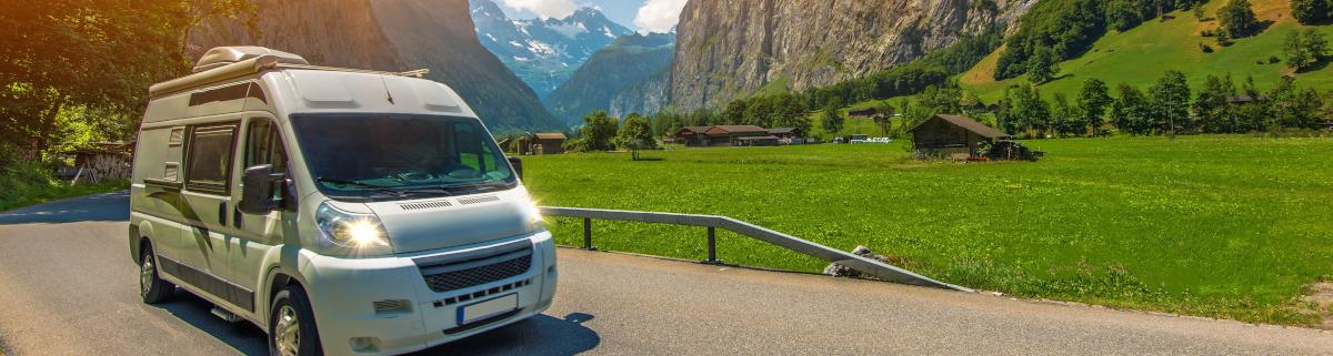 Camping in der Schweiz mit Wohnmobil