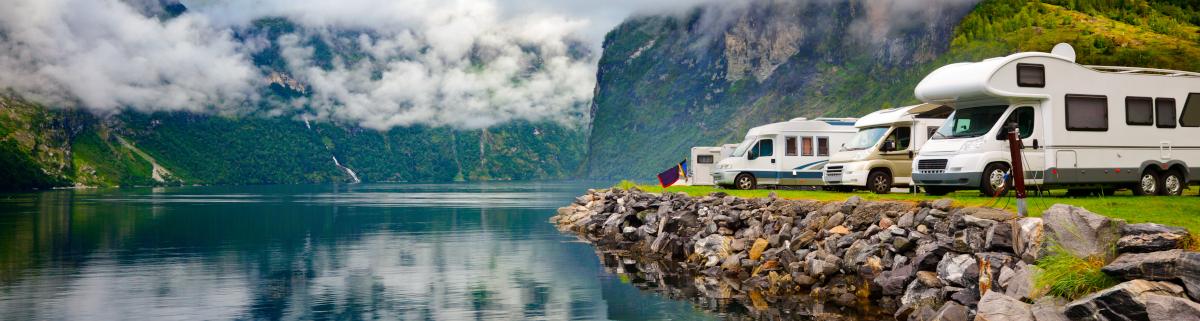 Campingplätze in Frankreich