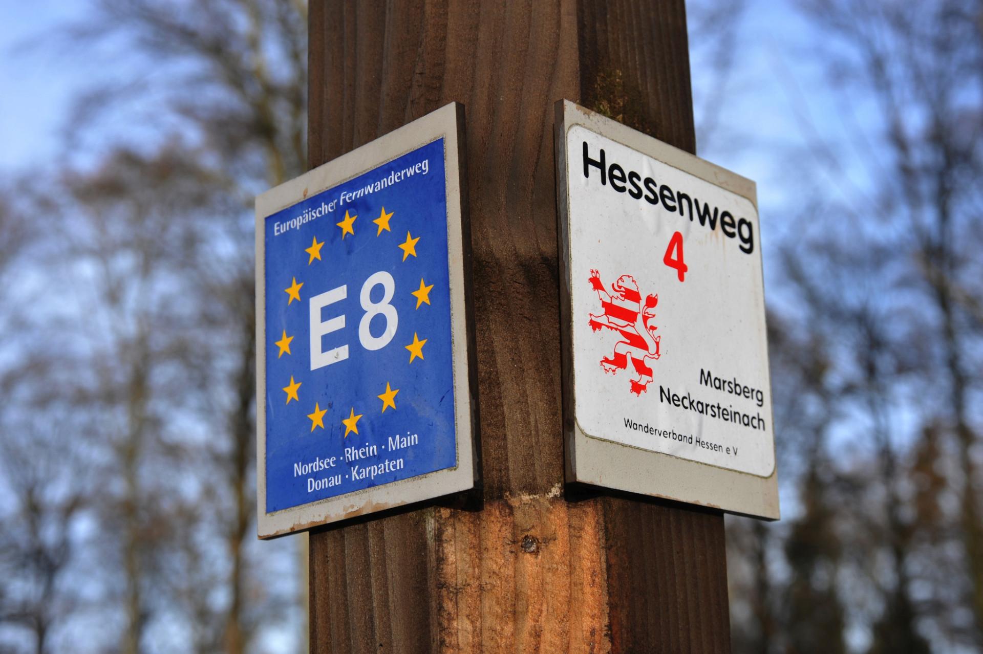 Fernwanderweg E8
