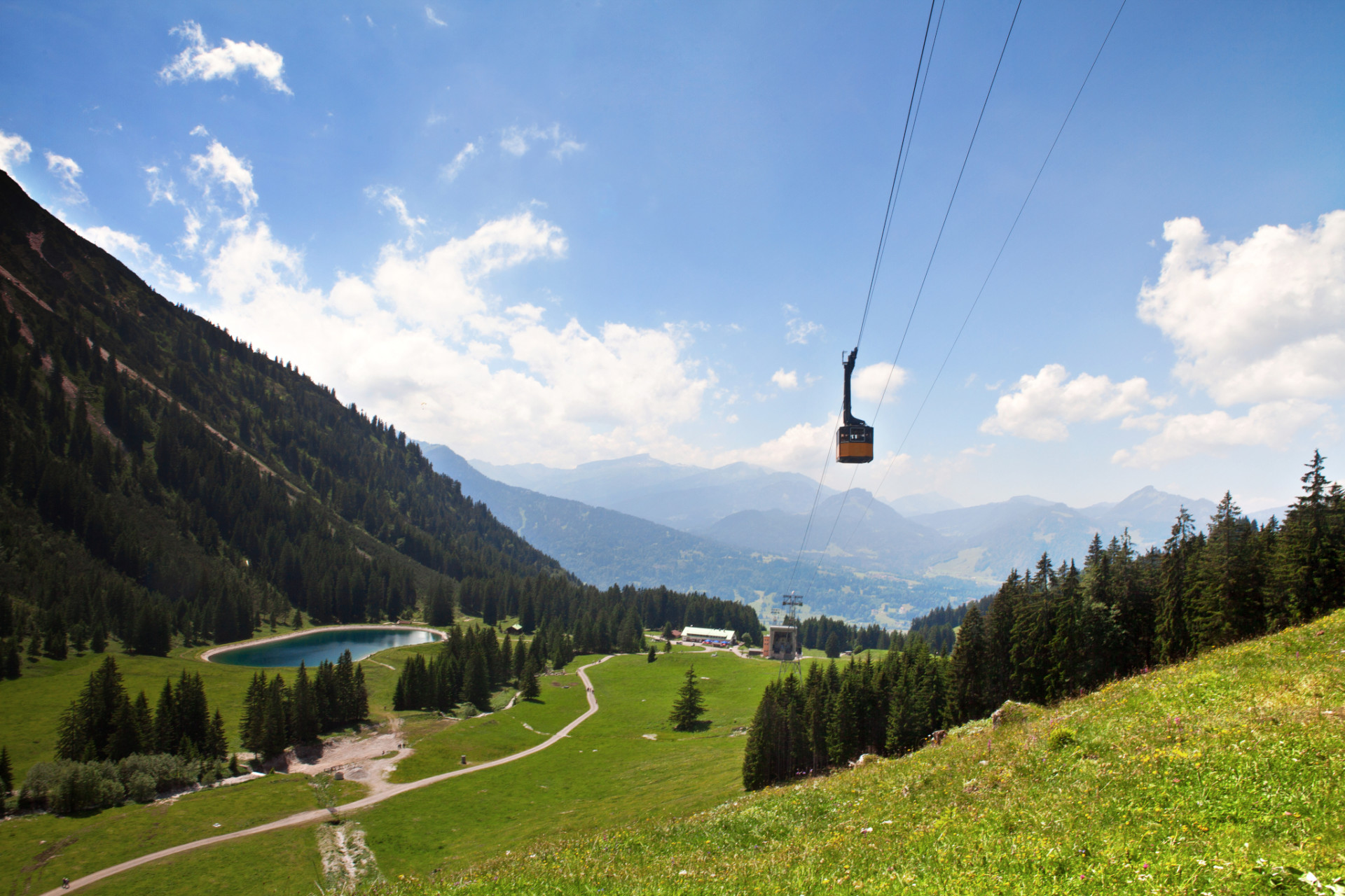 Wandern im Allgäu - Alpen Nebelhorn