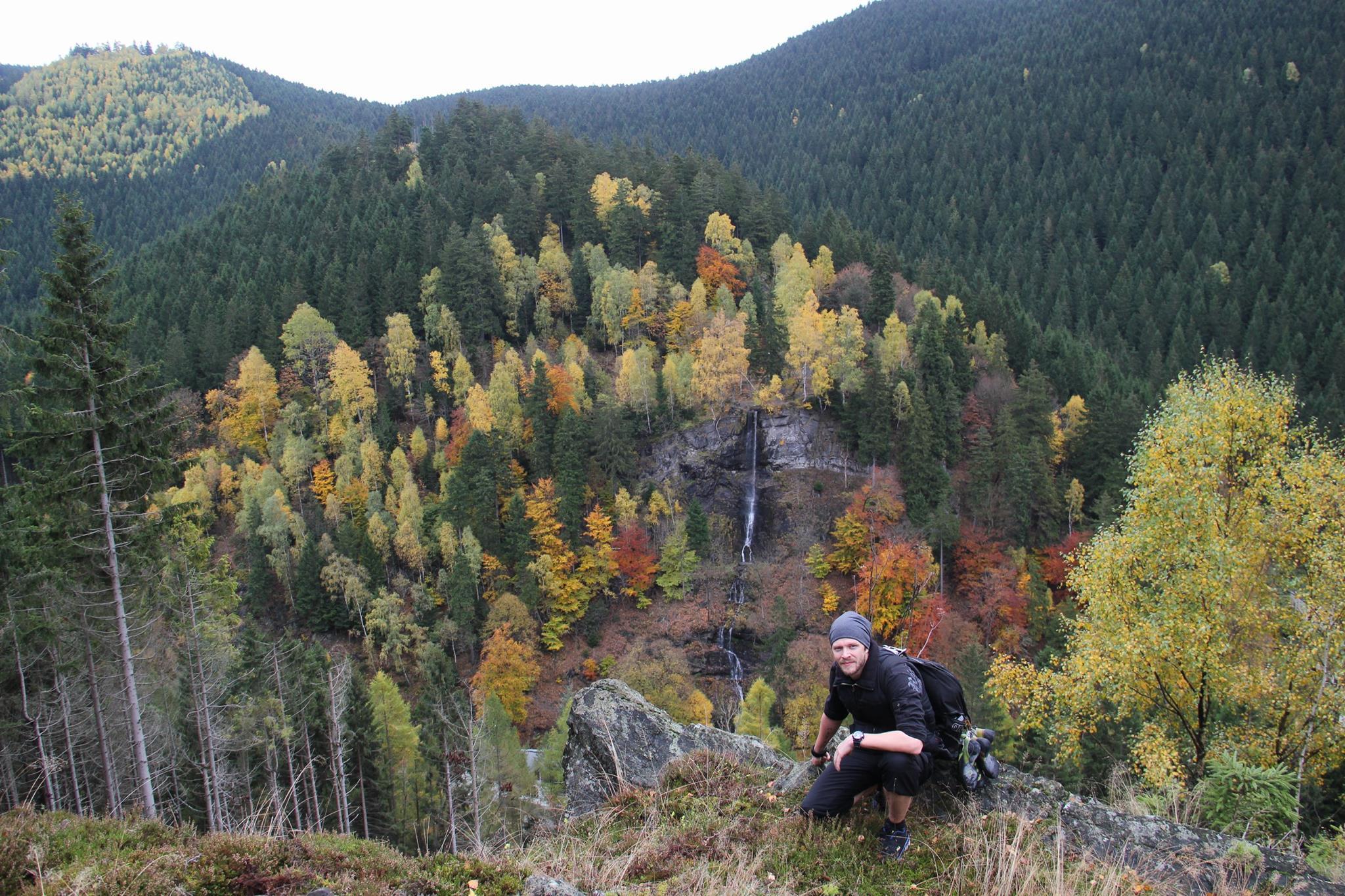 Wandern im Harz - Okertal