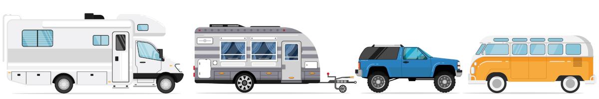 Wohnmobil Wohnwagen Campingbus