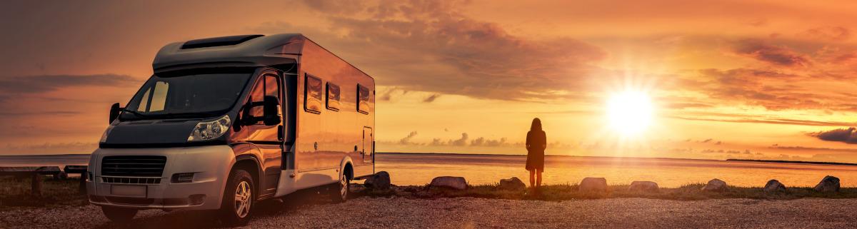 Camping an der Nordsee mit Wohnmobil