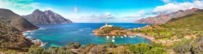 Camping auf Korsika