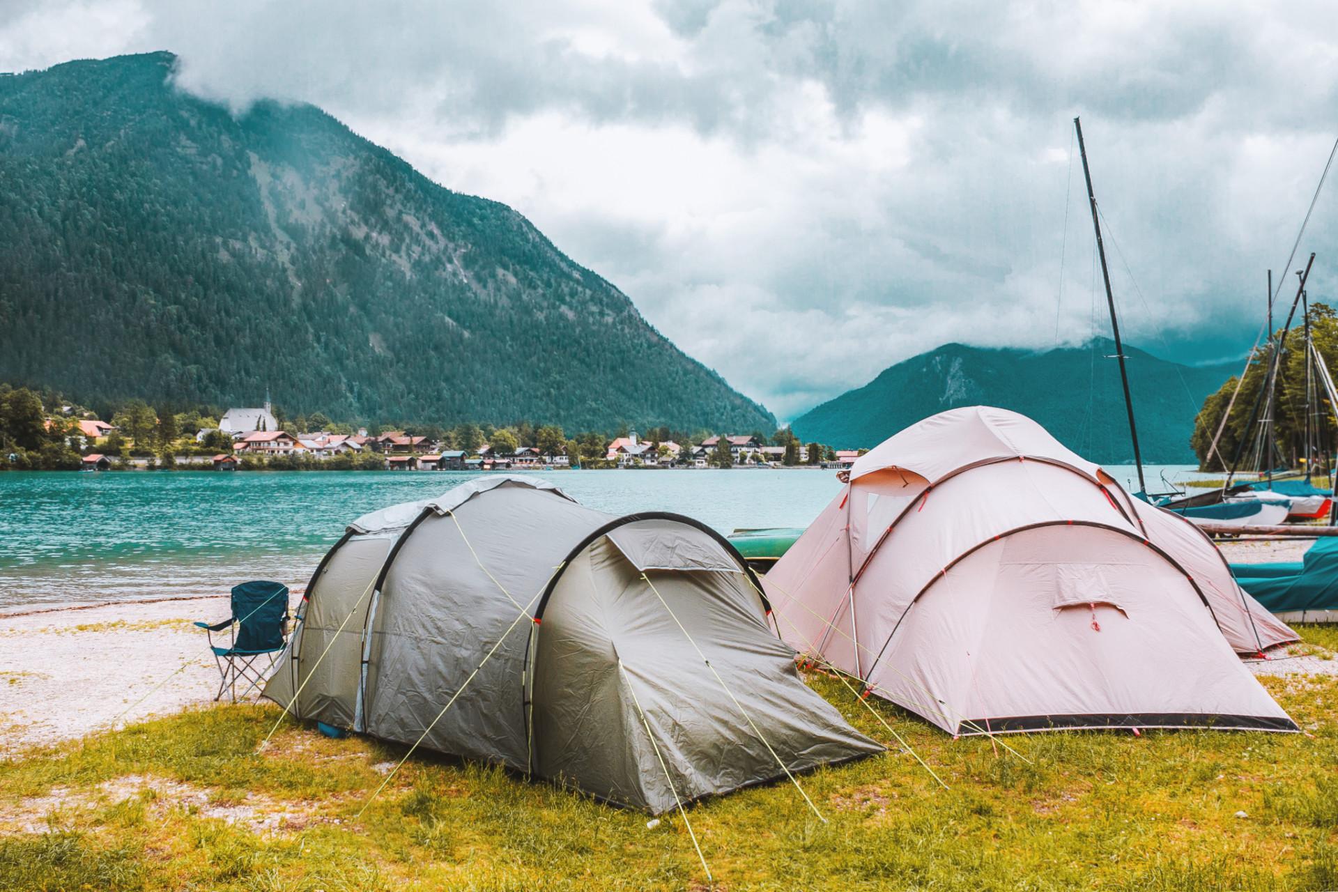 Bayern Camping am See - Walchensee