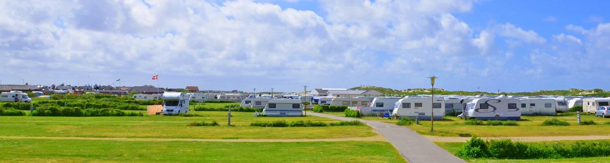 Campingplätze an der Nordsee
