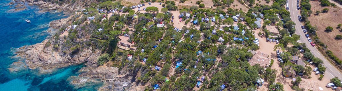 Campingplätze auf Korsika