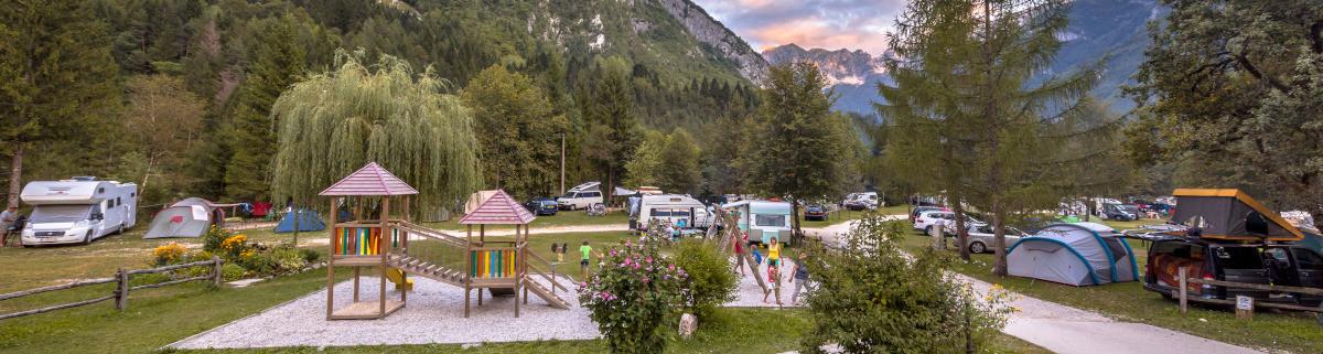 Campingplätze in Slowenien