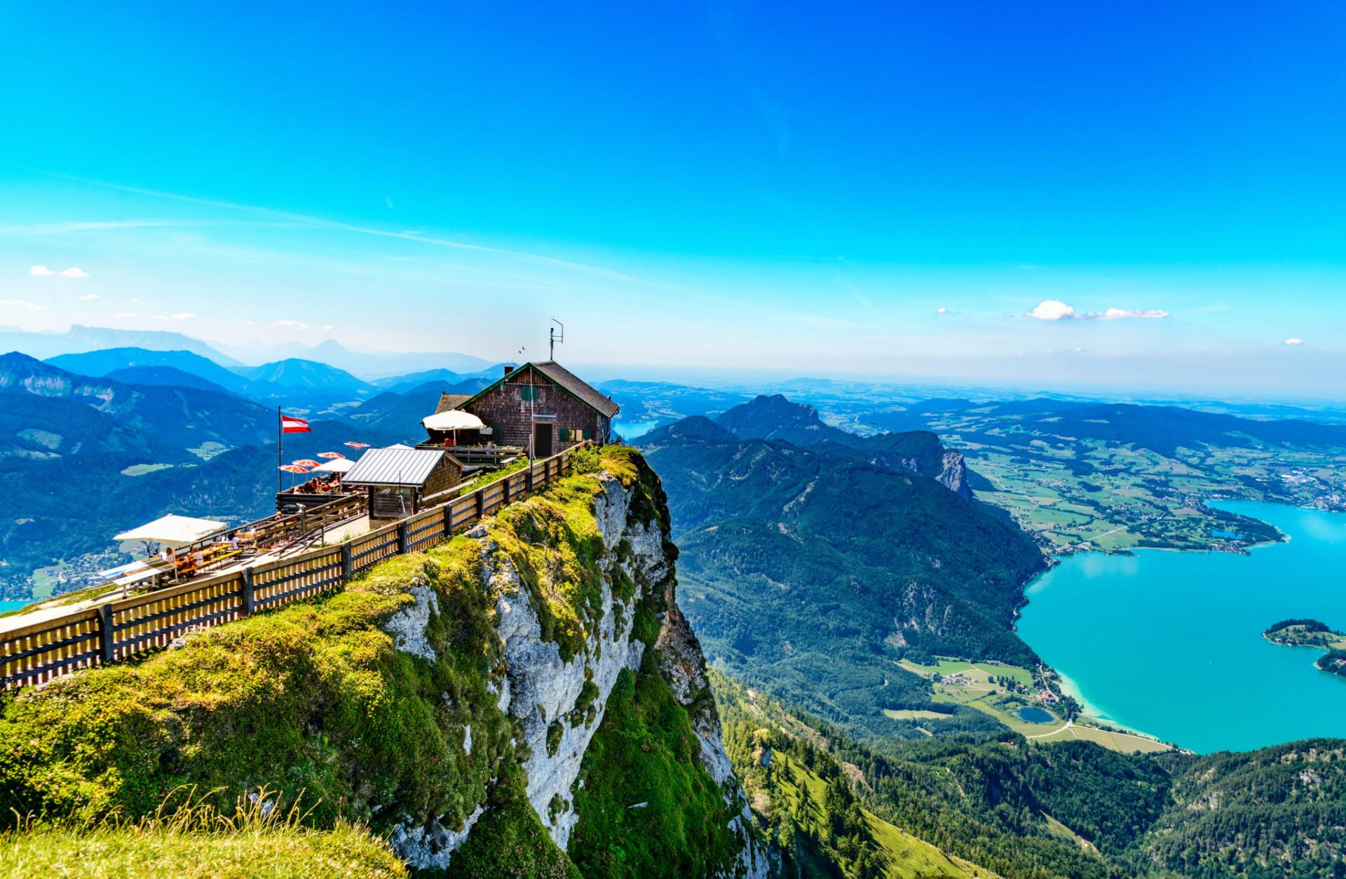 Wanderurlaub in Österreich