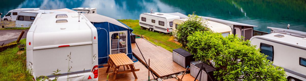 Campingplätze in Norwegen